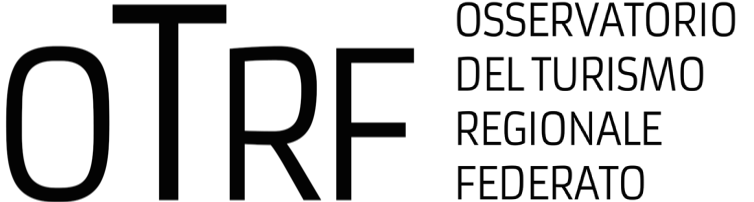 Logo OTRF - Osservatorio del Turismo Regionale Federato